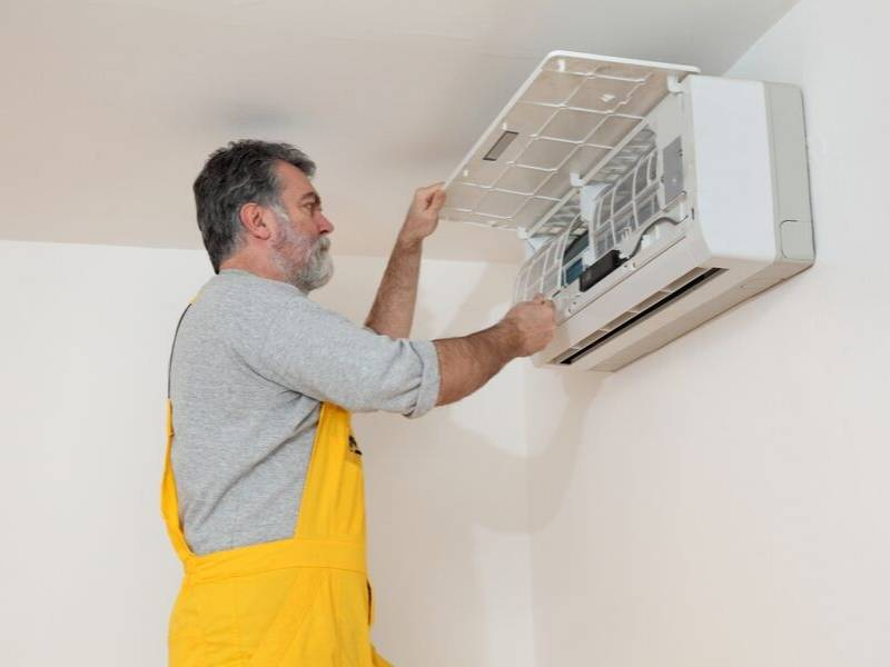 Air Conditioning Control Systems